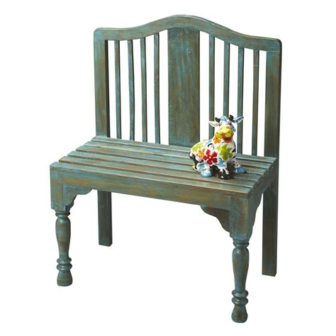 foyer benches shop butler specialty heritage whimsical antique indoor