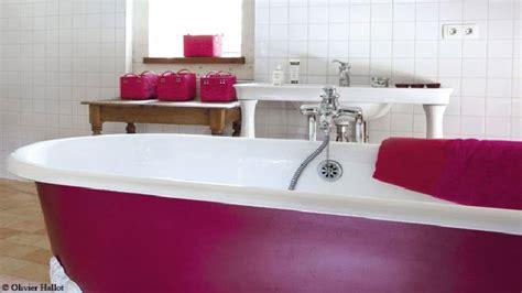 repeindre une baignoire avec la peinture r 233 sinence