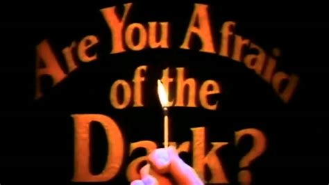 are you afraid of the dark doll house are you afraid of the dark intro youtube
