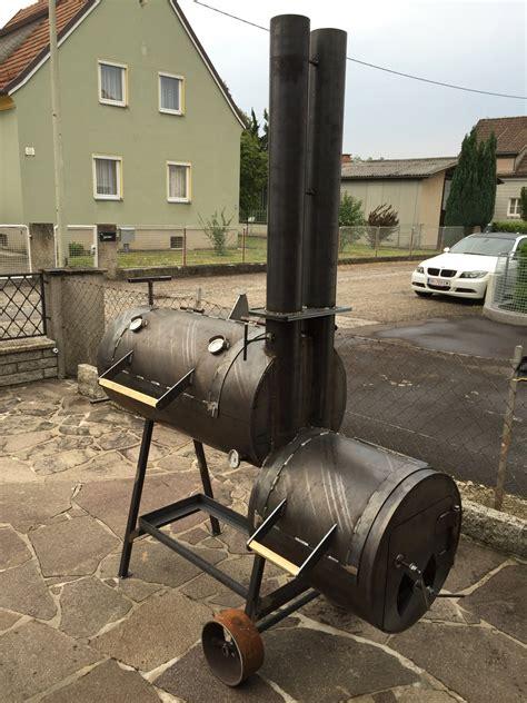 outdoor grill auspuff ventilatoren eigenbau smoker 20 quot grillforum und bbq www