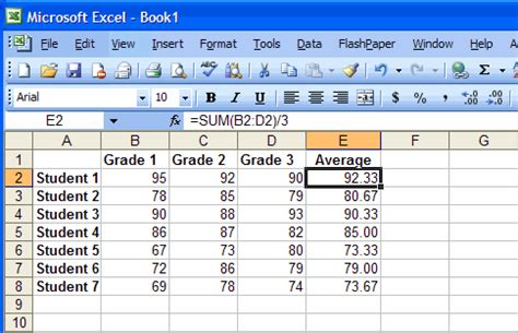 sample  spreadsheet excel spreadsheets group