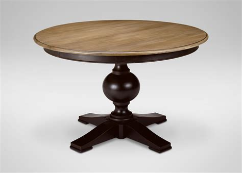 round dining table with bench cooper round dining table dining tables