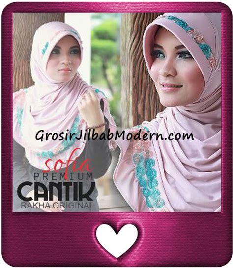 Jilbab Harian Kerudung Syari Jilbab Pesta Jilbab Santai Jilbab Instan 10 jilbab harian sofia premium cantik original by rakha