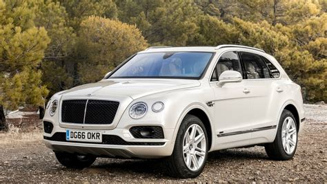 2017 bentley bentayga white 2017 bentley bentayga v8 429 hp luxury