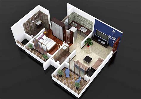 House Plan With Apartment by 10 Sjajnih Planova Za Jednosoban Stan