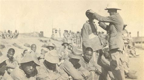 Test For Blindness Wartime Chinese Labourers A Footnote Ctv News