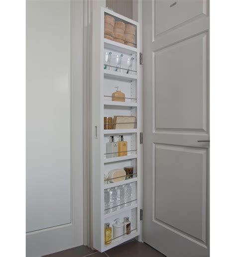 Storage Closet With Doors by Portable Storage Closet Mounted In Cabinet Door Organizers