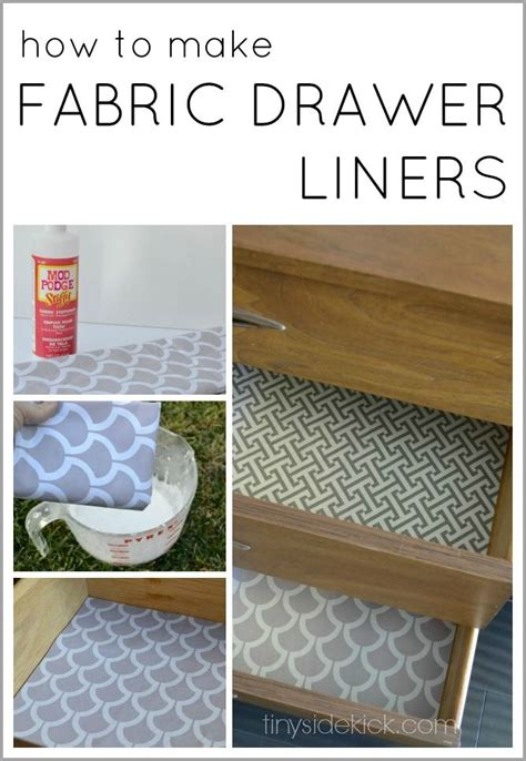 Diy Drawer Liners by 25 Best Ideas About Drawer Liners On Diy