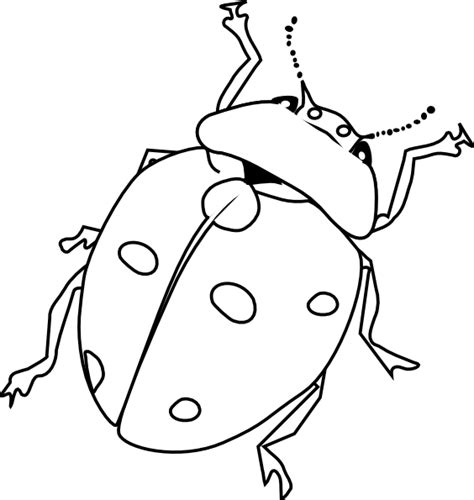 Insect Coloring Pages 2 Coloring Pages To Print Insect Coloring Page