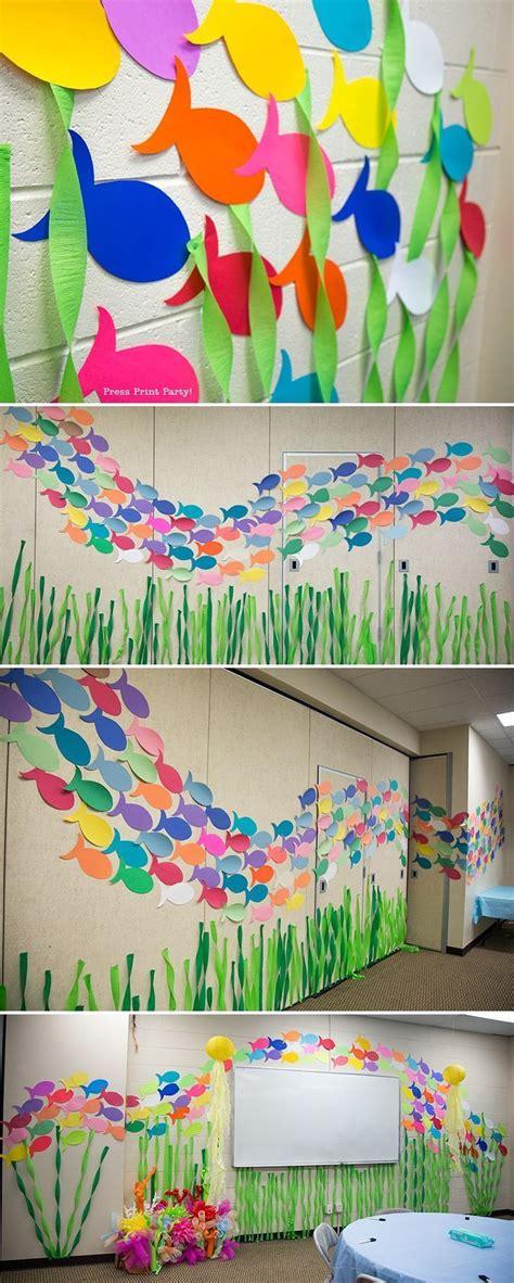 themes ideas for summer c 25 best ideas about ocean themed classroom on pinterest
