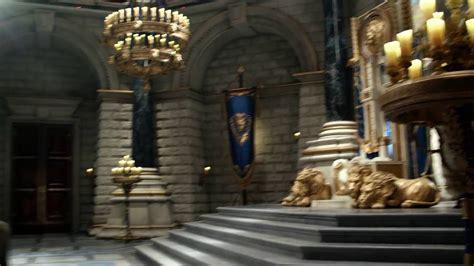 warcraft movie rob kazinsky tours stormwind throne room