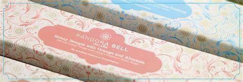 Wedding Bell Favours by Pandora Bell Personalised Wedding Favors Personalized Favors