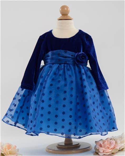 canada toronto ontario babyinfant flower girl dresses blue velvet baby party dresses baby dress infant baby