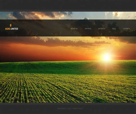 agriculture templates for powerpoint free download 25 agriculture wordpress themes templates free