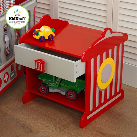 toddler fire truck bed fire truck toddler bed kidsdimension