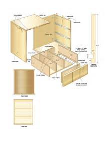 lovely Reusing Kitchen Cabinets #9: CD-storage-cabinet-Woodworking-Plans-2.jpg