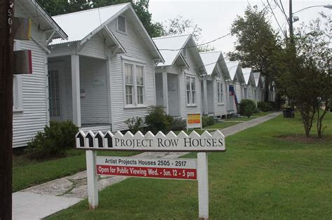 what is a row house project row houses wikipedia