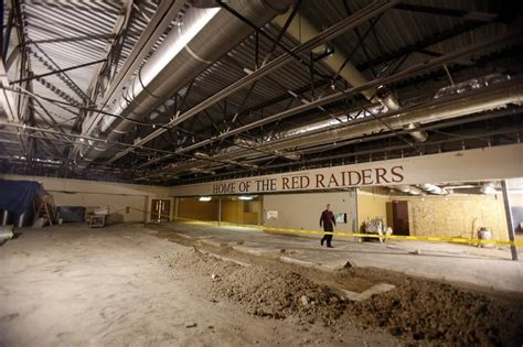 Huntley High Field House Construction Nearing End | huntley high field house construction nearing end