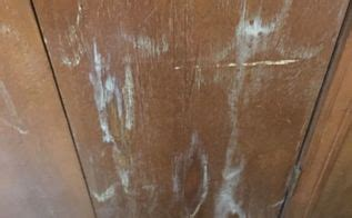 refinish wood paneling refinishing old wood with coconut oil hometalk