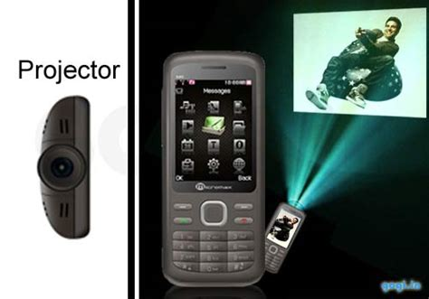 projector mobile phone micromax x40 projector phone now available features and