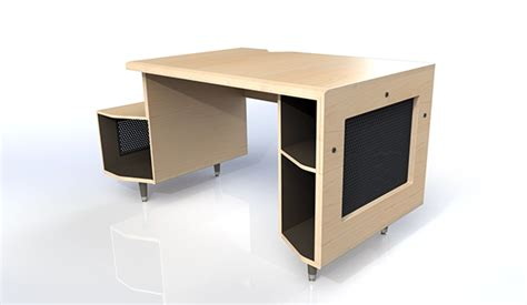 vikter gaming desk plans desk design and prototyping on