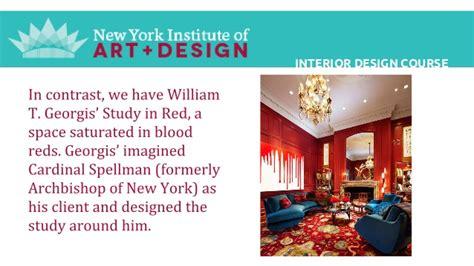 interior design course new york institute of art and design