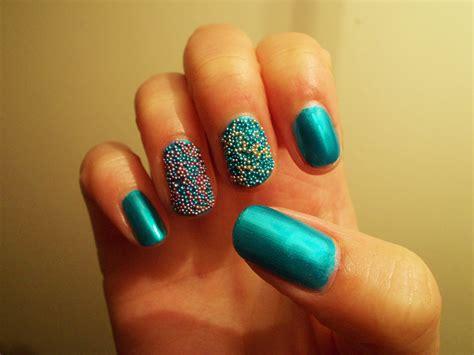 wonderfulwolf caviar nails