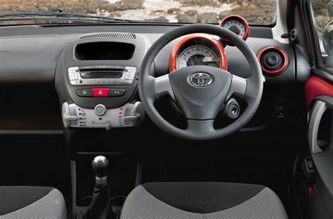 Toyota Aygo Inside Toyota Aygo 2005 2014 Interior Autocar
