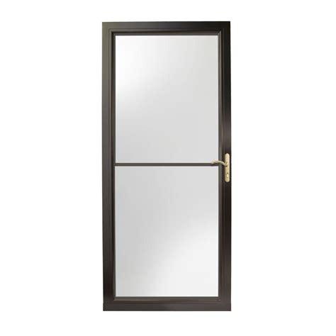 Andersen 3000 Door by Andersen 36 In X 80 In 3000 Series White Left