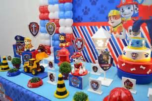 resultado de imagem para festa infantil pinterest patrulha canina festa infantil patrulha
