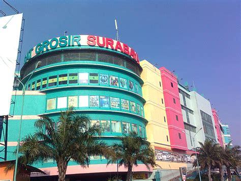 Termurah Di Surabaya sejarah pgs pusat grosir surabaya