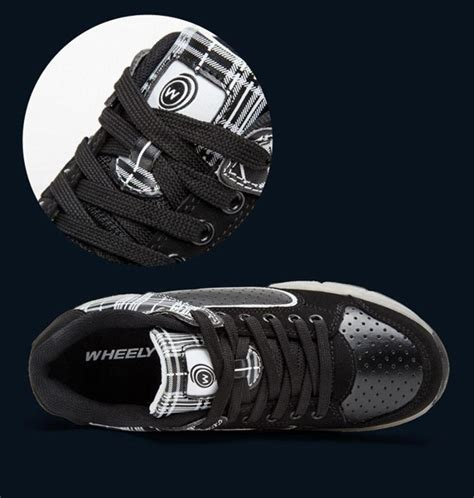 sneaker with wheels new heelys children shoes with wheels led light up