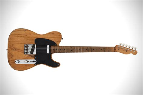stevie ray vaughans jimbo  fender broadcaster guitar hiconsumption