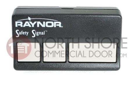 3 Channel Raynor 973rgd Garage Door Remote Control Raynor Garage Door Openers Remote