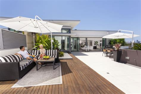 home improvements sydney forgoes traditional gardens for
