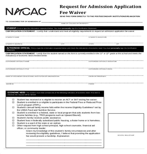 college application template 15 college application templates free sle exle