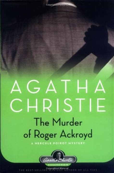 the murder of roger ackroyd hercule poirot 4 by agatha