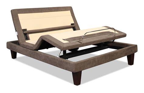 serta icomfort motion custom california king adjustable base levin furniture