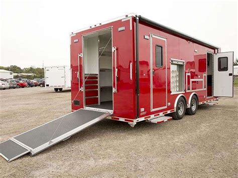 Kitchen Cabinets Standard Sizes by Rescue Trailers Emergency Management Mo Great Dane