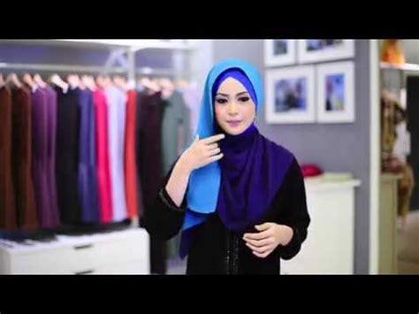 tutorial hijab humaira 3 shawl tutorial by al humaira contemporary youtube