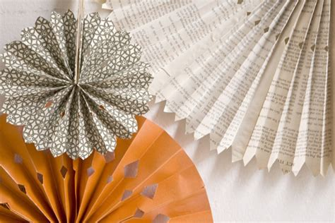 Paper Decorations - diary of handmade diy handmade paper decorations
