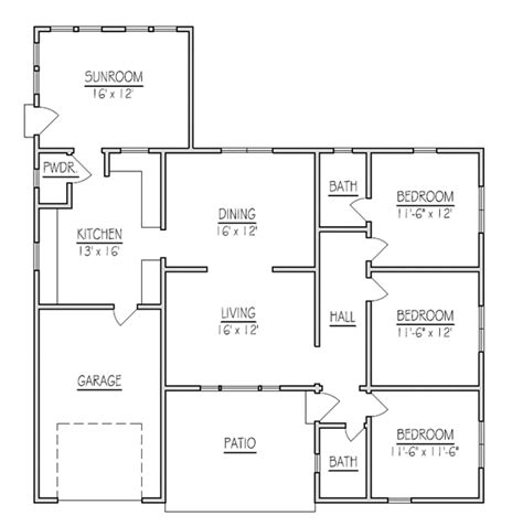 home additions ideas floor plans house design plans