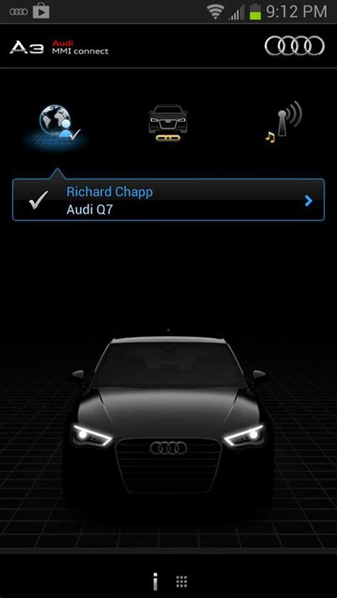 Audi Mmi Connect App by Getting The Mmi Connect App To Work