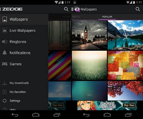 download themes for android uptodown 192 la carte ringtones and wallpapers for android from zedge