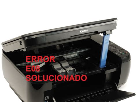 how to reset canon e510 error e08 canon pixma mp 280 error e08 ciencia y educaci 243 n taringa