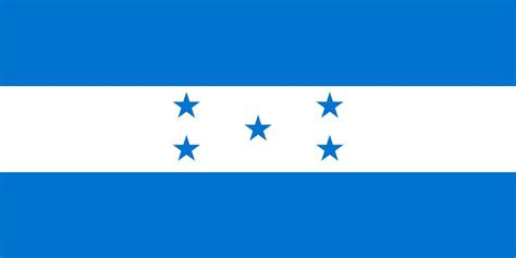 Distinguished Flag Pictures Coloring Nations Falkland Honduras Flag Coloring Page