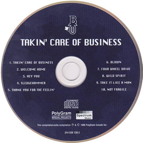 bachman turner overdrive takin care of business bachman turner overdrive takin care of business 1998