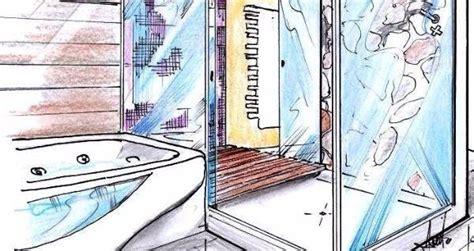 progetto bagno con vasca e doccia bagno con vasca e box doccia