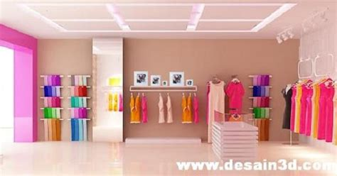 desain distro toko jasa desain apartemen dan ruko desain interior toko