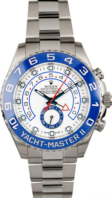 rolex yachtmaster  stainless steel model